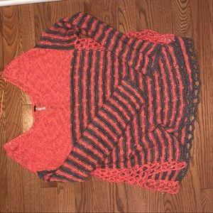Free People Sweater - L